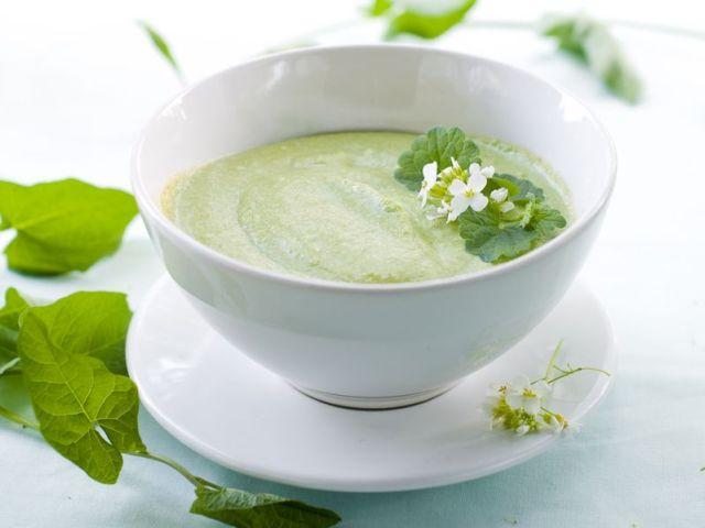 מרק אפונה ירוקה יבשה