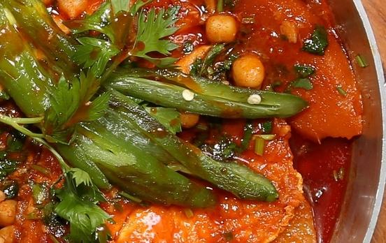 חריימה  דגים מרוקאים